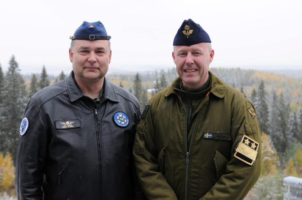 Kuva: Ruotsin ilmavoimat